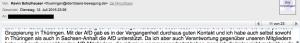 Weiterer Inhalt einer Email von Schulhauser über Schneider (12.07.16)